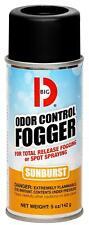 Big D Odor Control Fogger Aerosol Sunburst