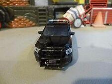 East Moline Illinois Police Patrol Truck 1:64 Custom