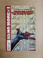 Ultimate Spider-Man #8 FN 2010 Stock Image