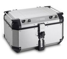 GIVI TOPCASE 58L TREKKER TOP BOX CASE + R1200RT 2014 rack (OBK58A + SRA5113) new