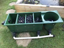 More details for pond filter unit