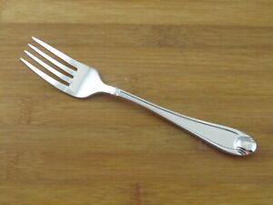 "Oneida Satin Garnet Salad Fork 7"" Stainless 18/10 Flatware Silverware"