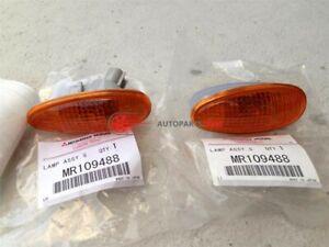 NEW Mitsubishi Lancer Evolution 7/8/9 CP9A turn signal lamp Genuine MR109488 JDM