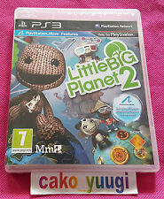 LITTLEBIGPLANET 2 LITTLE BIG PLANET 2 SONY PS3 PROMO NOT FOR SALE BON ETAT