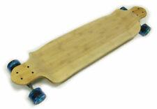 BAMBOO LONGBOARD 180mm TRUCKS 76mm Wheels DROP DOWN Skateboard Dropdown