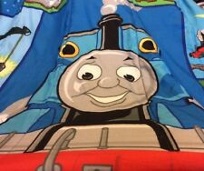 Thomas the Tank Engine Train Twin Bed Comforter/Blanket Reversible