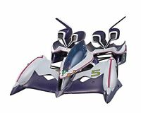Variable Action New Century GPX Cyber Formula SIN Ogre AN-21 DX Set Figure Japan