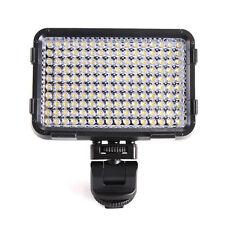 XT-160II 160 LED Studio Video Light Lighting Lamp for Canon Nikon Olympus CN160