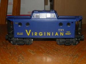 LIONEL 6427 VIRGINIAN N-5C CABOOSE MODERN VERSION NICE CABOOSE TAKE A LOOK
