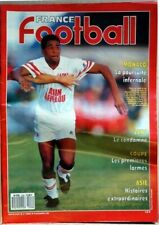 FRANCE FOOTBALL No 2228 du 20/12/1988 JOSE TOURE MONACO