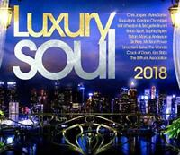Luxury Soul 2018 - Various Artists (NEW 3CD)