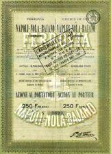 1884 * AZIONE Ferrovia Napoli-Nola-Baiano ALLE ORIGINI DELLA CIRCUMVESUVIANA