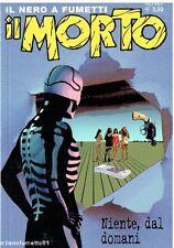 Fumetto Noir IL MORTO n.25