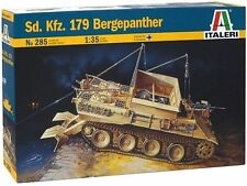 Italeri 1:35 285: Bergepanther  Sd. Kfz. 179