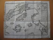 1819 - ZENO Brothers Travels - NORTHERN ATLANTIC  Iceland Frisland