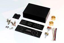 Rockappella Passive Pre-Amp Preamplifier << DIY Project >> gold knob 23 point