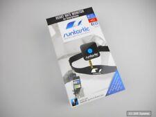 Runtastic Pulsempfänger mit Kopfhöreranschluss, Brustgurt 5.3 kHz, App, NEU -97-