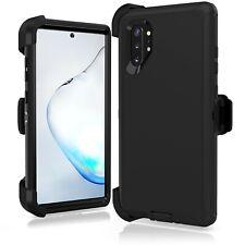 Samsung Galaxy Note 10 / Plus Case Shockproof (Fit Otterbox Defender Belt Clip)