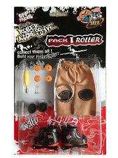 "NOUVEAUTE - Finger Skate In Line ""Grip and Tricks"" Finger Roller - Model 11"