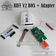 Riff Box v2 JTAG For SAMSUNG,HTC, Huawei Unlock Flash Repair +3 flat cables