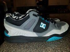 DC Men Shoes Stag 2 KB Ken Block Skateboard Cyan/Black size 9