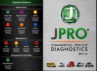 JPRO Commercial Fleet Diagnostics Software 2017 V3 - Best & Latest Version !