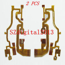 2PCS/ NEW Lens Main Flex Cable For Canon PowerShot A4000 IS Camera Repair Part