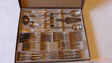 Silberbesteck, Ebel 120 silber, im Koffer, Kaffee und Tafelbesteck, 6 Personen