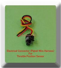 Electrical Connector of TPS Throttle Position Sensor TH42 Fits: GM