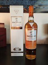 The Macallan Amber (1824 Series) Single Malt Whisky 0,7l Flasche in Karton