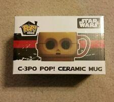 POP! Home Star Wars C-3PO Ceramic Mug Smuggler's Bounty