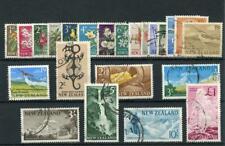 New Zealand 1960-66 set SG781/802 FU