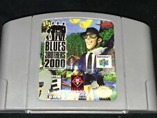 Blues Brothers 2000 (Nintendo 64, 2000) Cleaned / Tested / Authentic - N64
