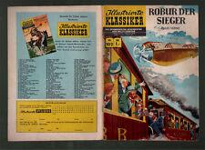 CGB Illustrated Classics 102 * Robur THE WINNER * JULES VERNE * 1. Edition. HLN 94 * z2