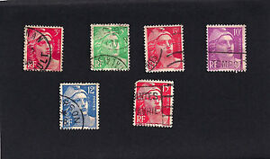France Stamp 1947-1949 New Daily Stamp (C)
