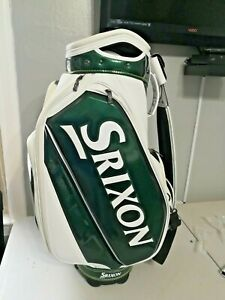 Srixon Staff Bag 2019 Masters Color Scheme