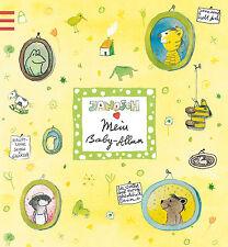 Janosch Mein Babyalbum Für schönste Erinnerungen + BONUS