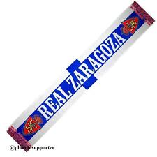 ECHARPE SARAGOSSE Espagne scarf schal cachecol sjaal no drapeau maillot fanion