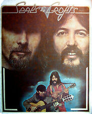 SEALS & CROFTS T-SHIRT IRON ON HEAT TRANSFER VINTAGE 70's SUMMER BREEZE TOUR