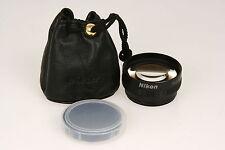 Nikon VCL-1446BN, Tele Conversions Lens 1,4x, Ø46mm und Adapter Ø52mm
