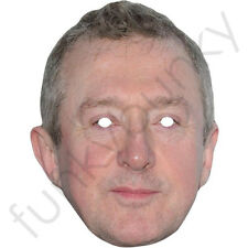 Louis Walsh Young Celebrity Card Mask - All Our Masks Are Pre-Cut!