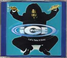 Ice MC - Let's Take It Easy - CDM - 1997 - Europop 3TR
