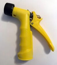 GILMOUR FULL SIZE PISTOL GRIP REAR CONTROL HOSE NOZZLE WATERING CLEANING