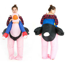 Halloween Inflatable costume Big Ostrich Party Cosplay costume for adult