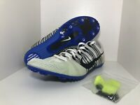 Nike Zoom Victory Elite Track & Field Spike Shoes 526627-100 Size 12.5