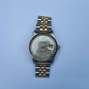 Rolex Oyster Perpetual Datejust jubilee Diamant