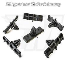 20x Zierleisten Verkleidungsclips Befestigung für Ford Mustang | F4ZZ-6310182-A