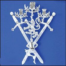 Pewter Highland Dancer Kilt Pin