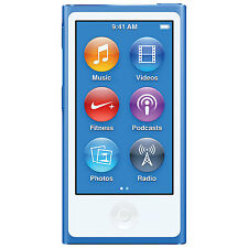 Apple iPod nano 7th Generation Blue (16GB) (Latest Model)