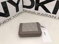 Dkny Ladies Designer Signature Purse Rrp £75